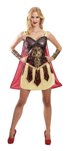 Christy`s 996164 - Disfraz de princesa guerrera para mujer (adulto) (talla 8-10)