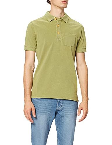 REPLAY M3398 .000.22696M Camisa de Polo, 848 Militar, M para Hombre