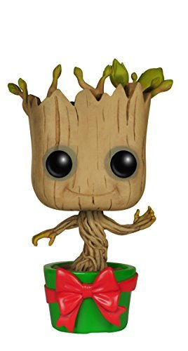 Pop! Marvel: GOTG - Holiday Dancing Groot by Guardians O/T Galaxy