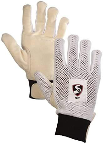 SG Test Inner Gloves for Wicket Keeping for Mens Size