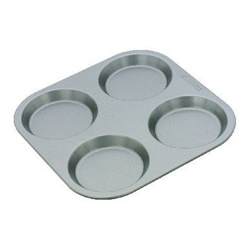 Judge 4 Hole Yorkshire Pudding Tin / Pan / Tray - Classic English Roast Must!
