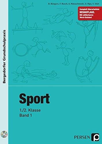 Sport - 1./2. Klasse, Band 1 (Bergedorfer® Grundschulpraxis)