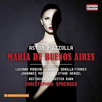 Piazzolla: María de Buenos Aires