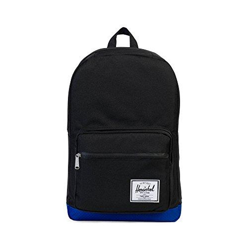 Herschel Unisex-Erwachsene Pop Quiz Multipurpose Backpack, Schwarz/Surfen im Internet, Classic 22L