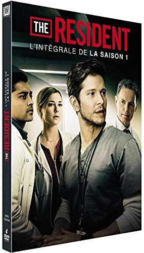 41UmdPf5VfS. SL500  - Une saison 5 pour The Resident, le Chastain Memorial Hospital reste ouvert sur FOX