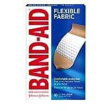 Band-Aid Dhesvie Bandages Flexible Fabric, Extra Large, 10 Count