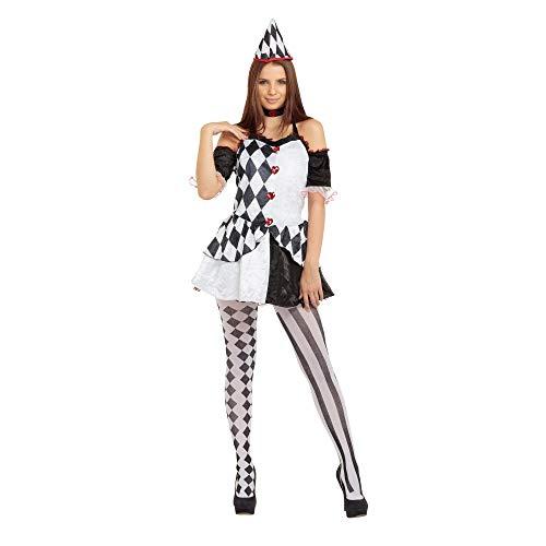 Harlequin Costume - Costume de déguisement