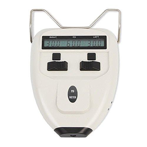 BAOSHISHAN PD Meter Digital Pupilometer LCD Display Eye Centrometer Measuring Meter for Spectacles Store