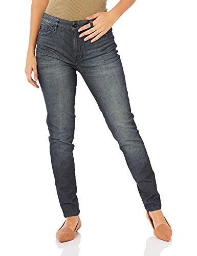 Calça Jeans High Comfort Flame Skinny, Ellus, Feminino, Jeans escuro, 40