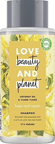 Amour et Beauté du marché réparation Cheveux Shampooing, 400 ml