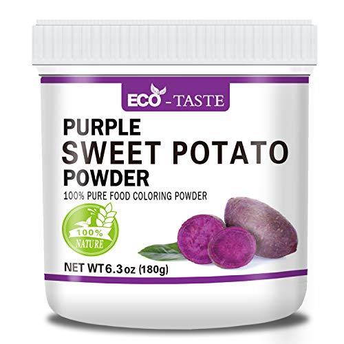 Natural Purple Sweet Tomato Powder, Raw Powder for Food Coloring, Rich In Vitamins, Minerals and Amino Acids, No Fillers, No GMOs and Vegan Friendly (6.3 oz)