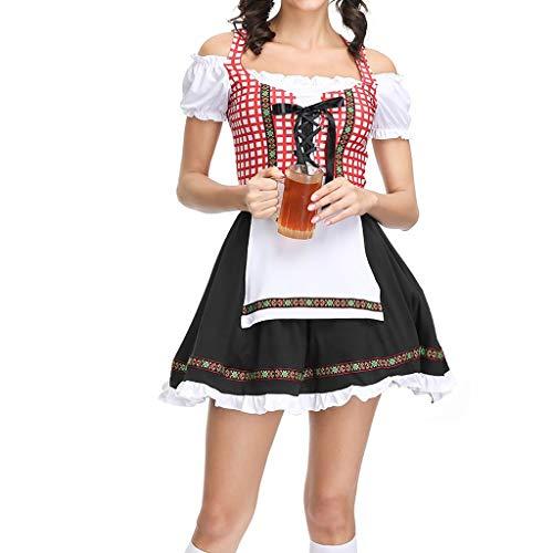 - Mädchen Kellnerin Kostüme