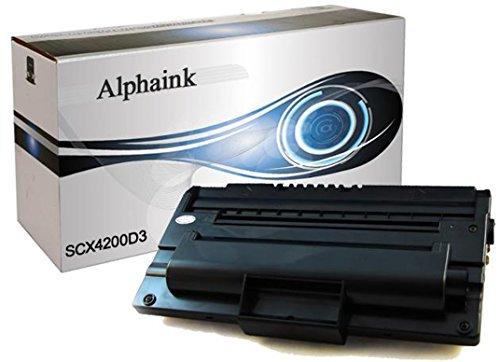 Toner Alphaink compatibile con Samsung SCX4200D3 per Samsung SCX-4200 4200F 4200R