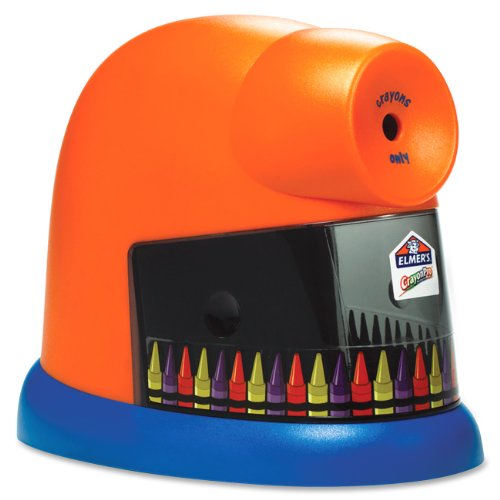 Elmer's 1680 CrayonPro Electric Sharpener