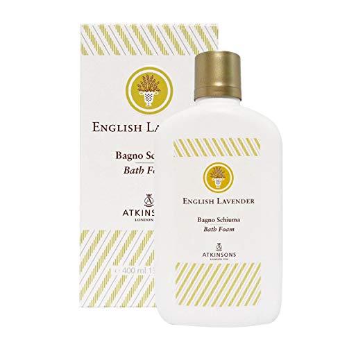 ATKINSONS English Lavender Bagnoschiuma Donna, 400 ml