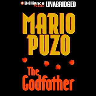 The Godfather Multivoice Presentation audiobook cover art