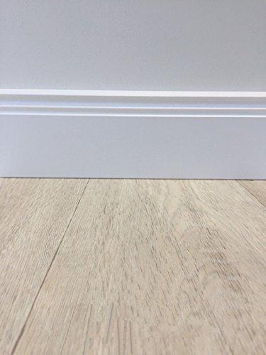PVC-Boden Classic | Muster | Vinylboden versch. Designs & Farben | Fußbodenheizung geeignet | PVC Platten strapazierfähig & pflegeleicht | robuster, rutschhemmender Fußboden-Belag | phthalatfrei