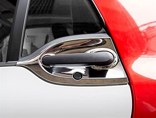 Manija Puerta Exterior Cubierta Protectora Manija Puerta Coche Pegatina Cuenco Puerta para Mercedes para Smart 453 Fortwo Accesorios Decoración Extrior Coche Decoración manija Puerta