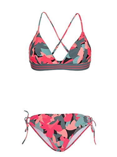 Protest Damen Triangel-Bikini Tartine Grey Day M/38