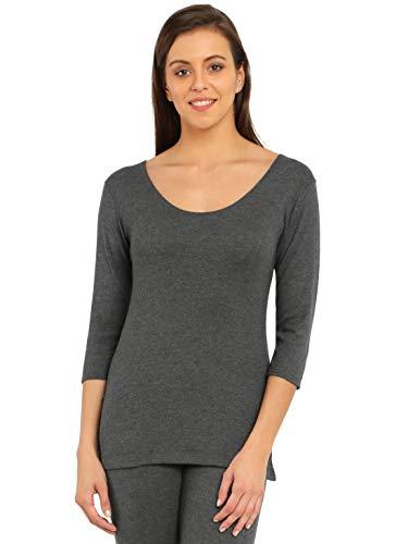 Jockey Women's Cotton Thermal 3/4th Sleeve Top...