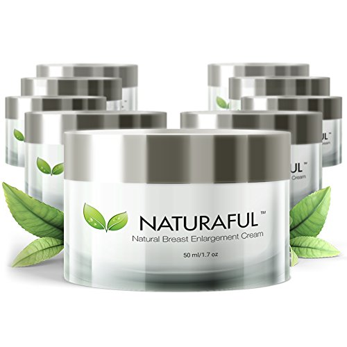 NEW Naturaful Breast Enlargement Cream Pack of 9(SAVE $326) 9 MONTH SUPPLY. BEST VALUE