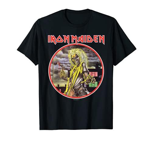 Iron Maiden - Killers Camiseta