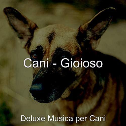 Deluxe Musica per Cani