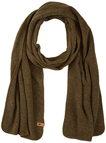 Fjällräven Unisex Lappland Fleece sjaal, Groen (Dark Olive 633), (Grootte fabrikant: One Size)