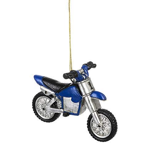 Ganz CBK Home Accents Dirt Bike Ornament