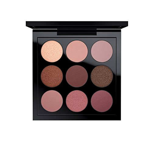 MAC Eyeshadow X9: Burgundy Times Nine