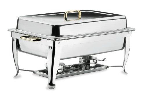 Lacor 69004 Bain Marie Standard Gastronorm 1 / 1 Inox 18 / 10