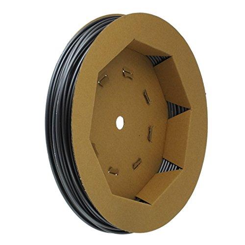 SHIMANO Y-80900014 Bremszüge & -hüllen & -führungen, Schwarz, 4000 mm