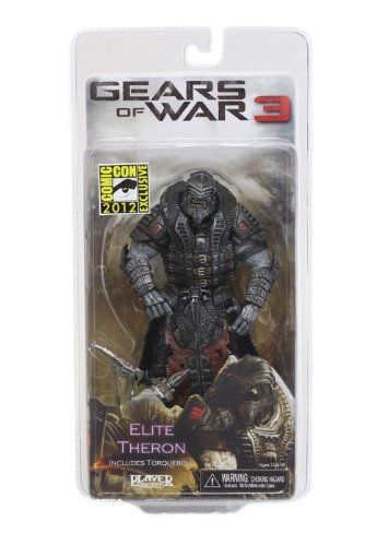 NECA SDCC Exclusive Gears of War 3 - Elite Theron 7' Action Figure
