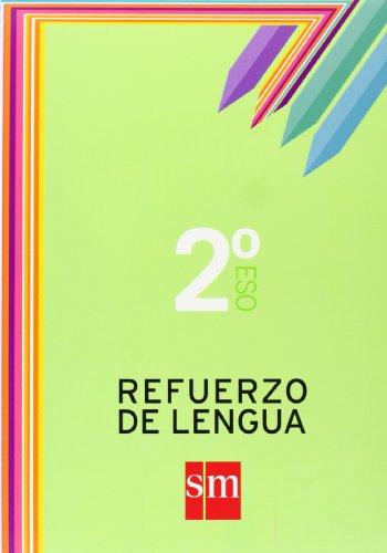 Refuerzo de lengua. 2 ESO - 9788467515817