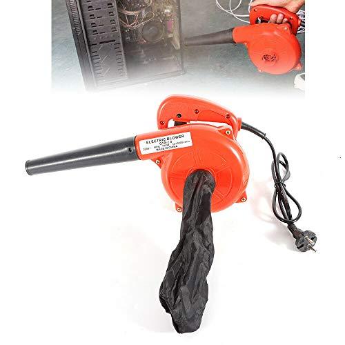 700W 220V Elektro Staub Reiniger Elektrisch Staubbläser Staubsauger Staubgebläse Laubsauger Laubgebläse Laubbläser Bläser Luftgebläse Gartensauger Gebläse