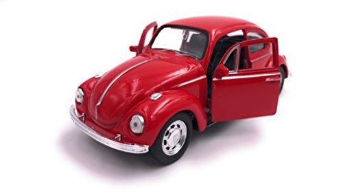 Welly Escarabajo Escarabajo Modelo Auto Auto Producto con Licencia 1: 34-1: 39...