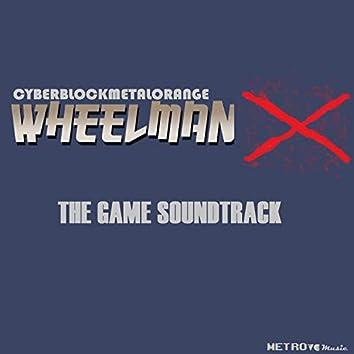 Cyberblock Metal Orange (Wheelman X) (Original Game Soundtrack)