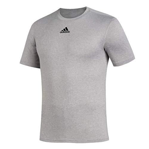 adidas Climalite Creator EK00 - Camiseta para hombre - EK0074, L, Gris