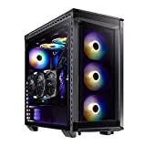 ADATA XPG Battlecruiser Super Mid-Tower ATX Gaming Case Negro Carcasa de Ordenador