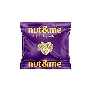 Harina de garbanzos 450 gramos nut&me   Sin gluten - sin aditivos - sin azúcares añadidos   garbanzo molido   reposteria   Vegetariano