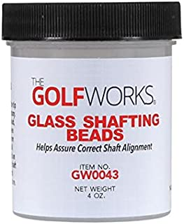 GolfWorks Glass Shaft Centering Beads 4 oz.