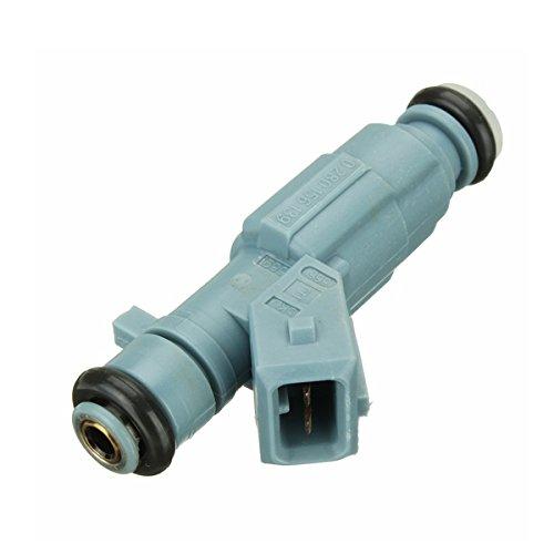 GOZAR Gas Gasolina Combustible Filtro Inyector para Peugeot 206 207 307Cc/Citroen C4...
