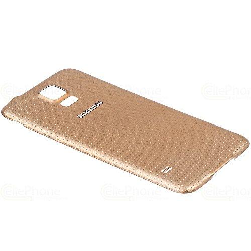Samsung Battery Cover Gold, GH98-31984D - Samsung Galaxy S5 mini