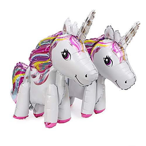 Learn More About Utini 50Pcs 57X58cm Birthday Party Balloons Unicorn Party Decoration 1st Birthday U...