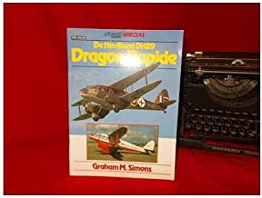 "De Havilland 89 Dragon Rapide (""Aircraft Illustrated"" Special)"