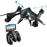 TOYEN GordVE GV561 RC Drone 2.4GHz FPV VR WiFi RC Quadcopter 6-Axis Gyro Remote Control Drone with 2MP HD Camera