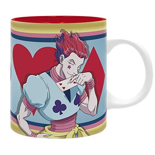 La Plume Dor/ée Logo Mug en Bo/îte Individuelle C/éramique Multicolore 14,5 x 11,5 x 9 cm