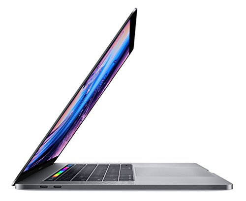 Apple MacBook Pro (15-Inch, Previous Model, 16GB RAM, 512GB Storage, 2.6GHz Intel Core i7) - Space Gray