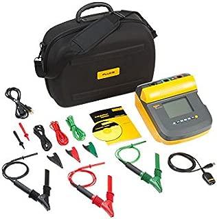 Fluke 1550C/KIT Insulation Resistance Tester Kit, 2 Teraohm Resistance, 5kV Voltage