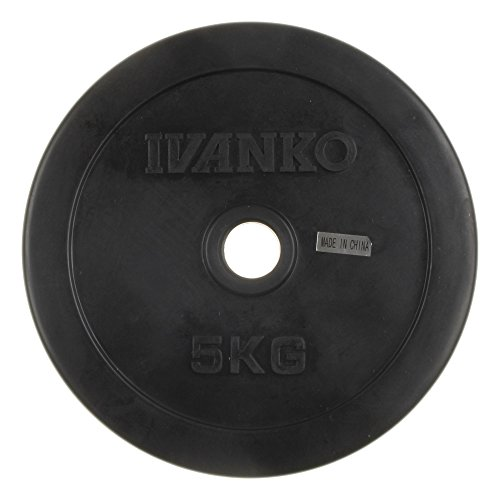 IVANKO(イヴァンコ)ラバープレート5kg RUBK-5